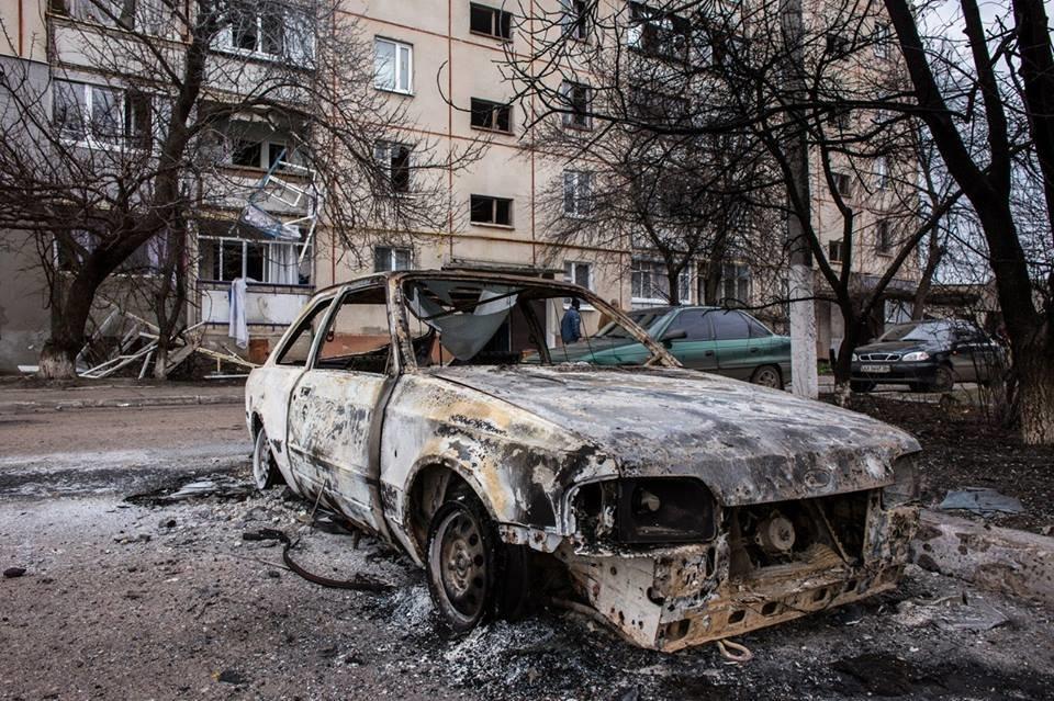 Житель Балаклеи получит компенсацию за уничтоженный снарядами автомобиль, - ФОТО, фото-2