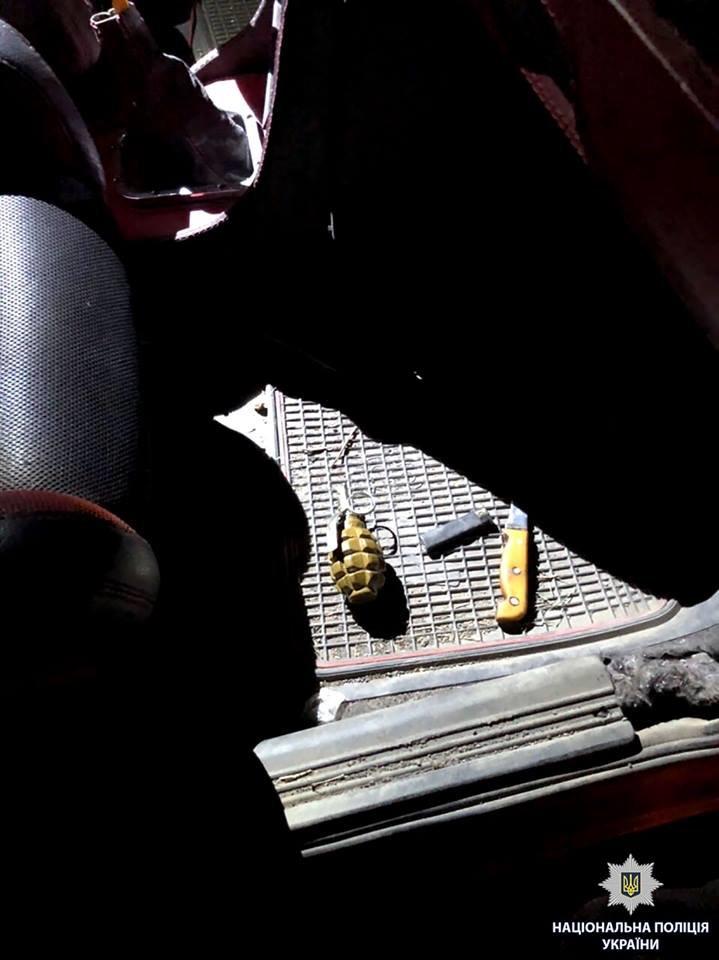 Трое жителей Донбасса избили и угнали машину у харьковчанина, - ФОТО, фото-1