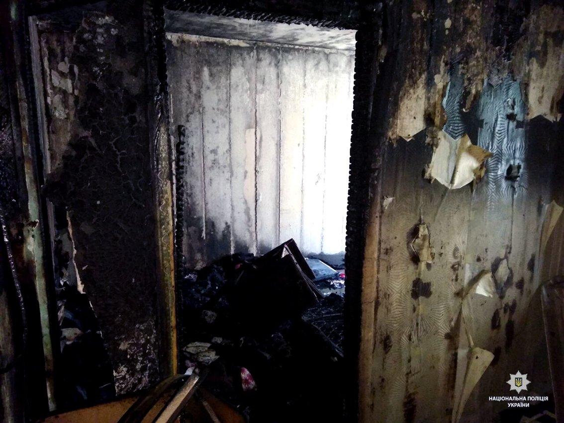 На Танкопия в многоэтажке взорвался бытовой газ, - ФОТО , фото-1