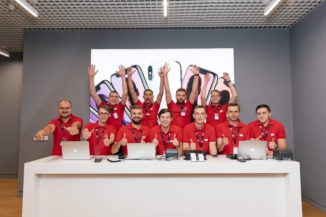 iOn снизит цены на Apple до 26 % в честь открытия нового магазина в Харькове, фото-1
