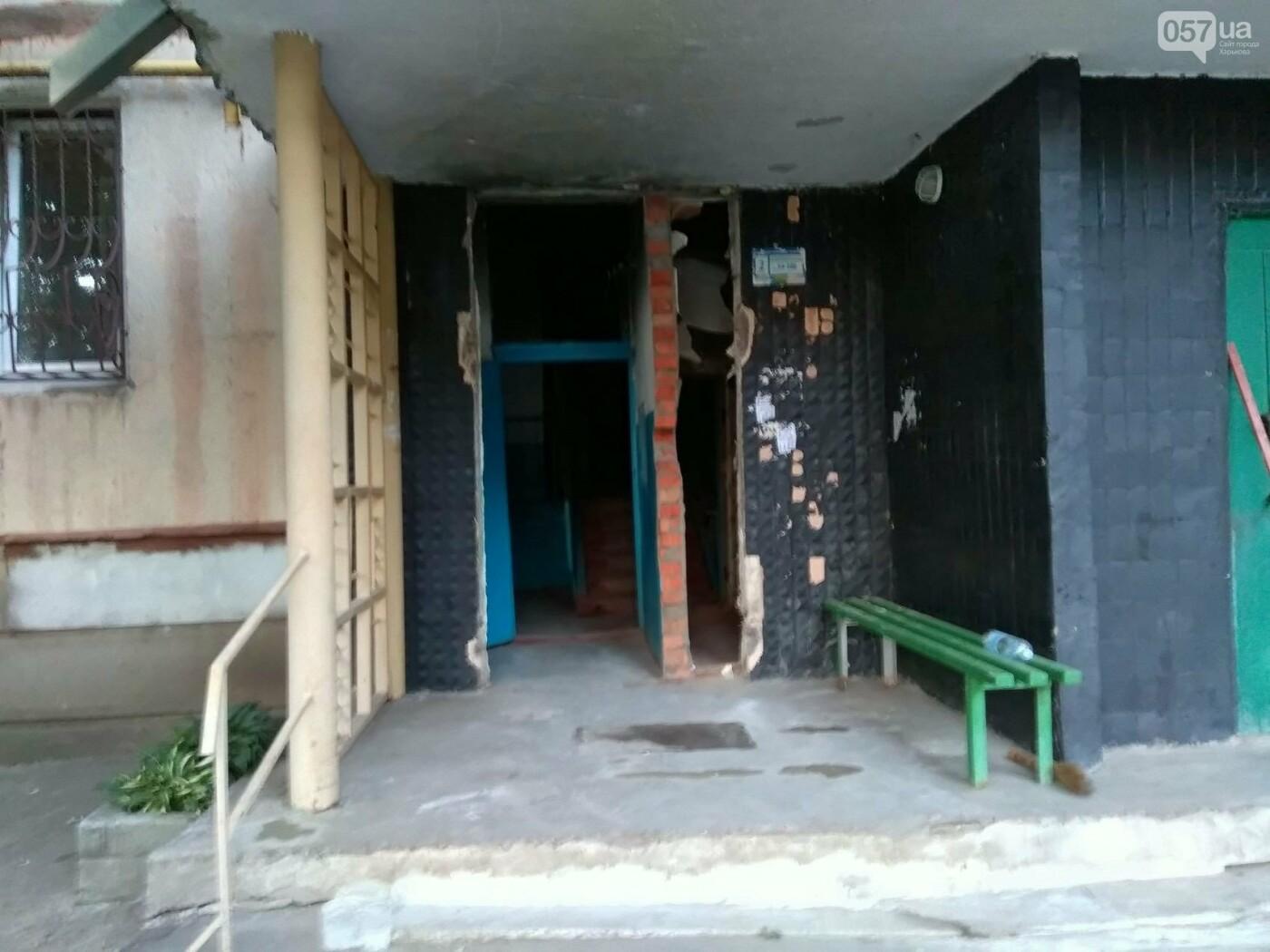 В Харькове ремонтируют многоэтажку на Танкопия, где произошел взрыв, - ФОТО, фото-3