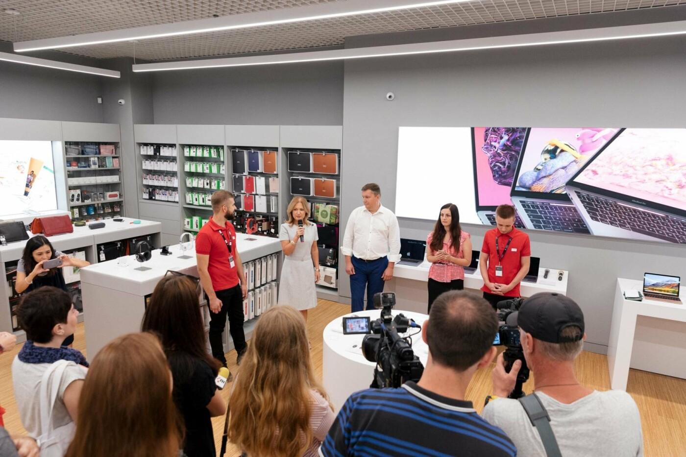 В Харькове открылся магазин iON Apple  Premium Reseller с секцией экспертов, фото-6