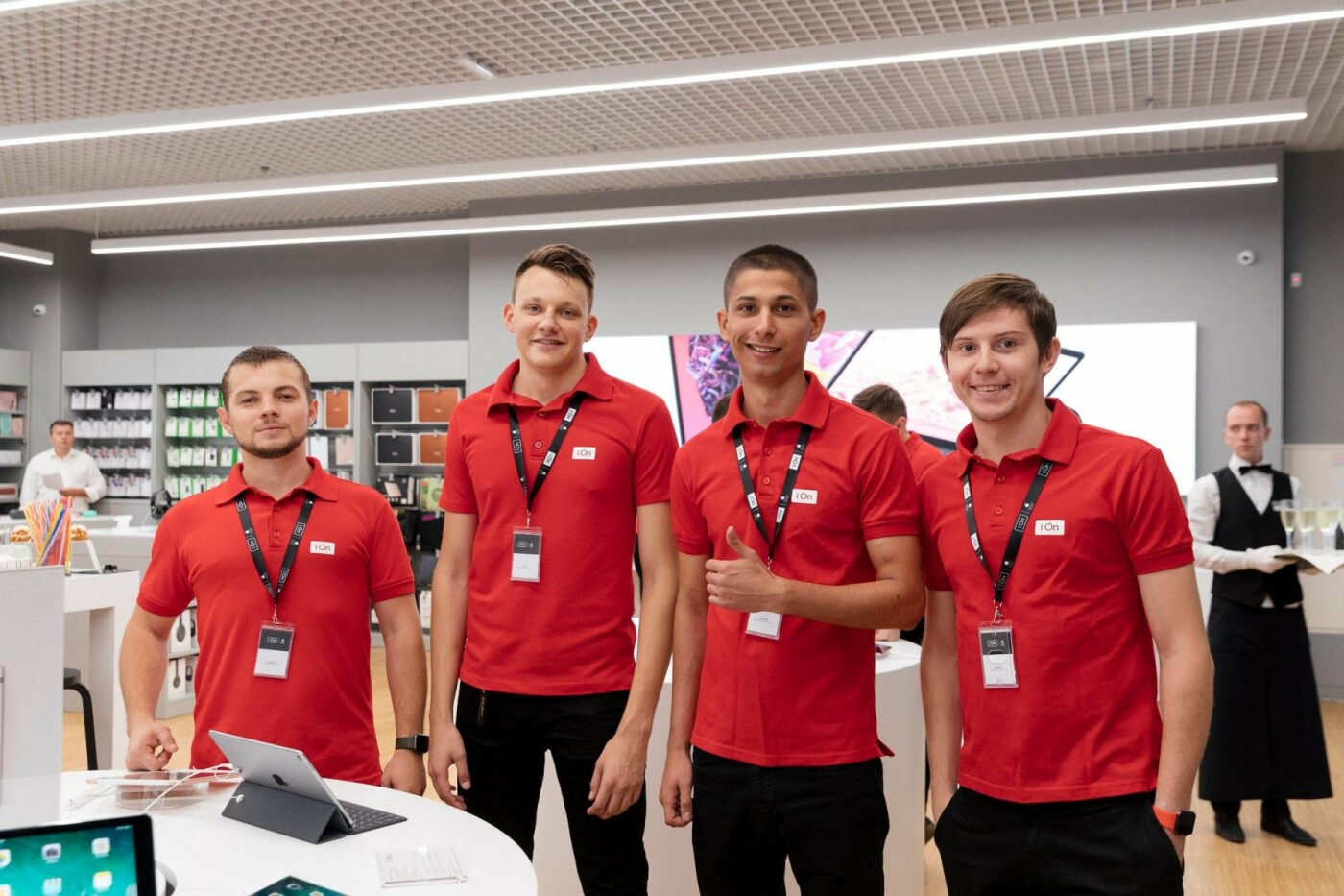 В Харькове открылся магазин iON Apple  Premium Reseller с секцией экспертов, фото-7