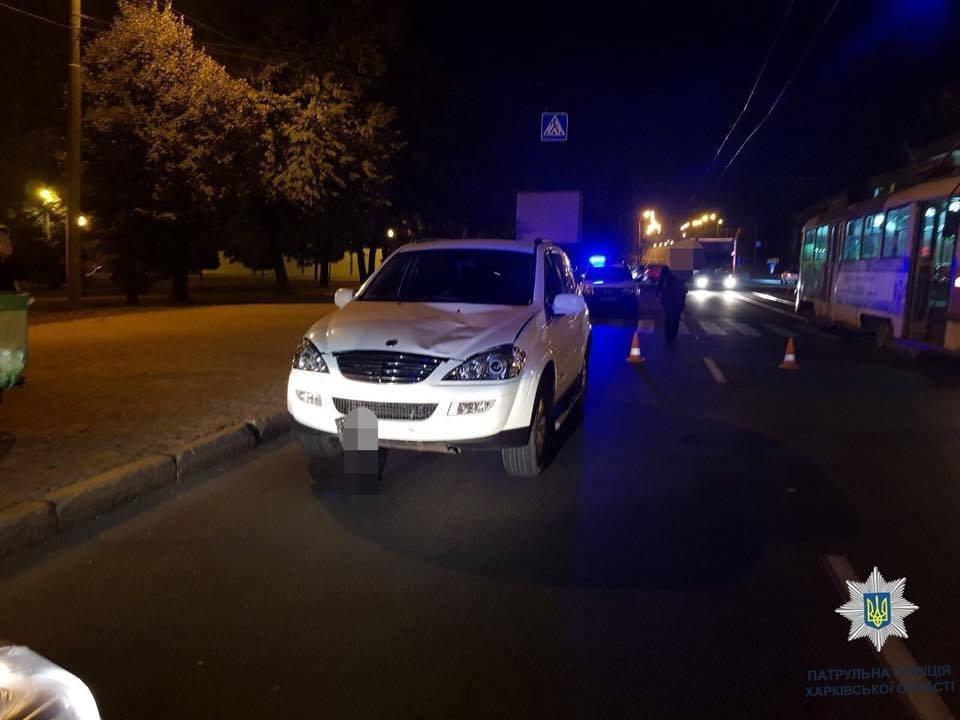 ДТП произошло вчера, 20 сентября, около 23:55 на перекрестке ул. Академика Павлова и Московского проспекта. Об этом сообщает очевидец аварии Николай.