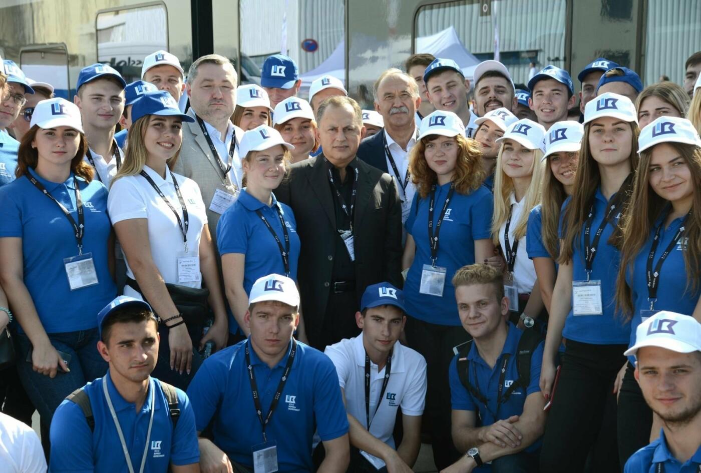 Юные железнодорожники Харькова посетили Германию в рамках престижного конкурса  , фото-4
