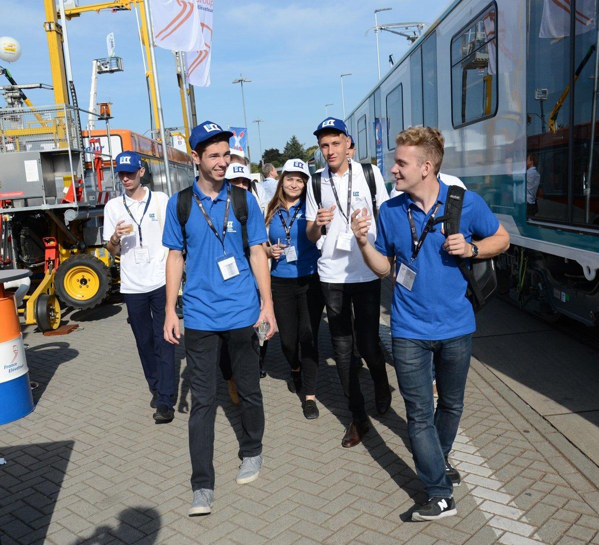 Юные железнодорожники Харькова посетили Германию в рамках престижного конкурса  , фото-1
