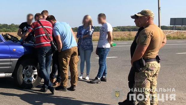 Инцидент произошел 20 сентября в Изюмском районе Харькова, сообщает пресс-служба Нацполиции в Харьковской области.