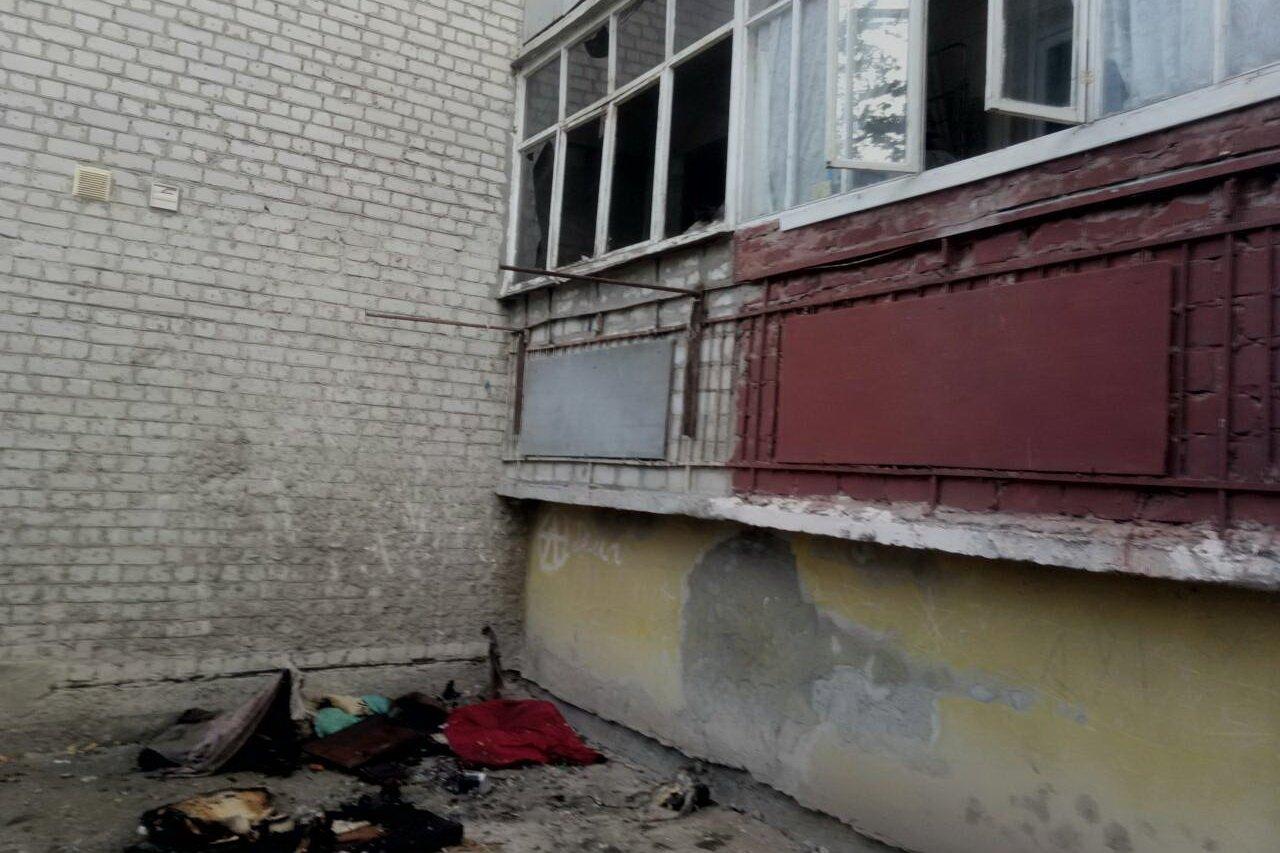 Пожар в многоэтажном доме под Харьковом. Спасатели эвакуировали 29 человек, - ФОТО , фото-4