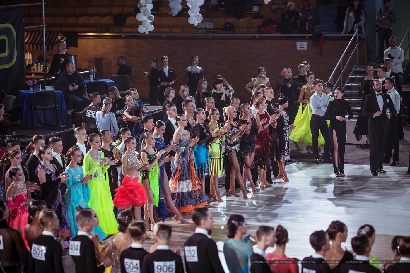 В Харькове прошел Международный фестиваль спортивного бального танца, - ФОТО, фото-3