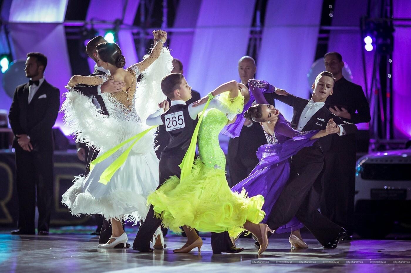 В Харькове прошел Международный фестиваль спортивного бального танца, - ФОТО, фото-2