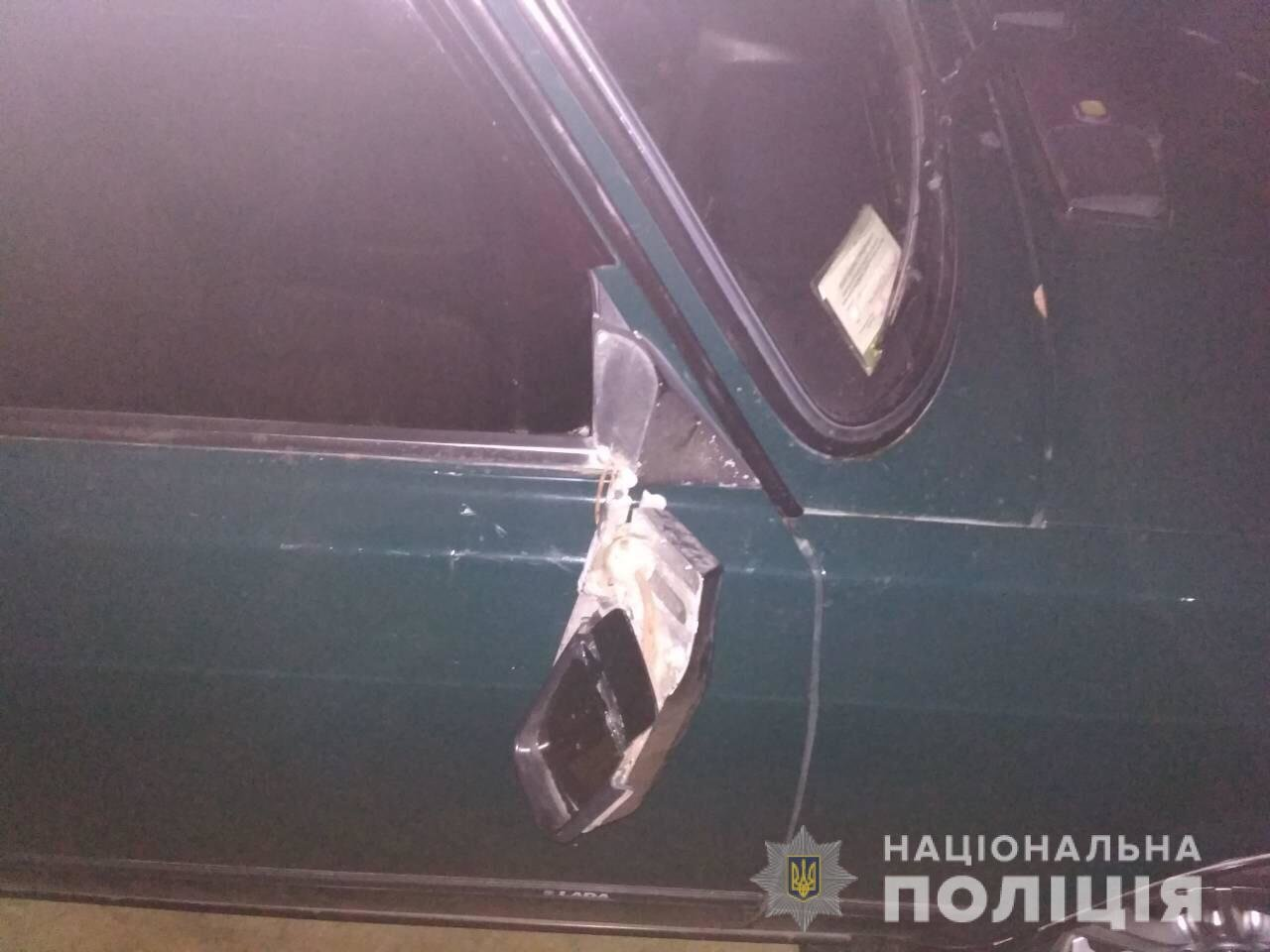 На Харьковщине задержали подозреваемого, который сбил подростка и сбежал, - ФОТО, фото-2