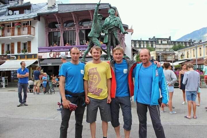 Покорили одну из альпийских вершин. Харьковские альпинисты стали чемпионами Украины, - ФОТО, фото-4