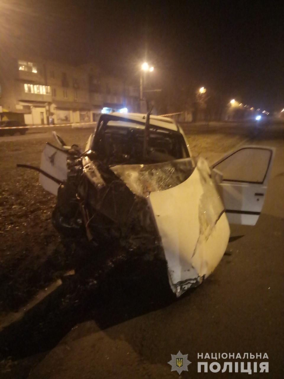 В Харькове «Opel» въехал в припаркованный «Lanos», есть пострадавшие, - ФОТО, фото-2