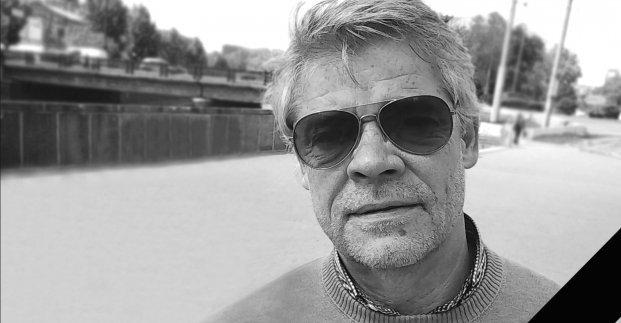 В Харькове от обморожения умер известный журналист, фото-1