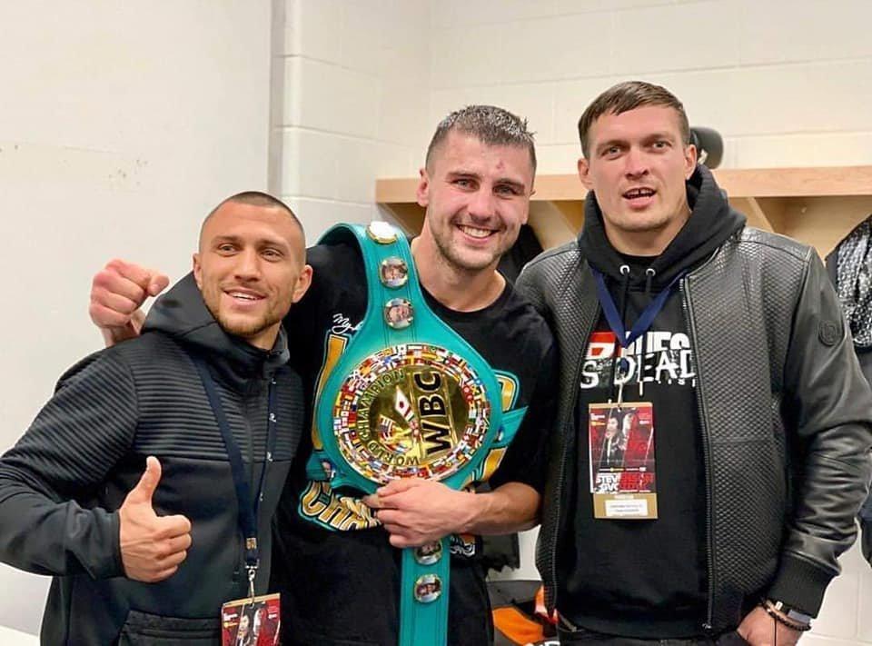 Харьковчанин стал чемпионом мира по боксу, фото-1