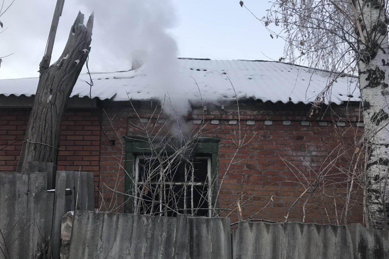 Под Харьковом из-за сигареты загорелся дом. Погиб мужчина, - ФОТО , фото-2