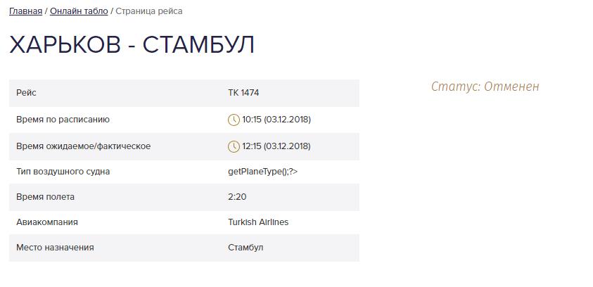 Из харьковского аэропорта отменили рейс в Турцию, фото-2