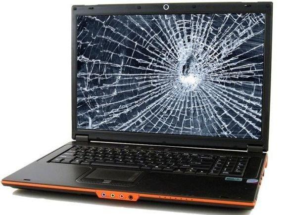 Что делать если потух экран ноутбука?, фото-1
