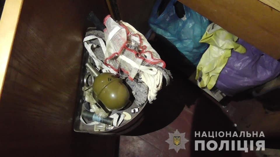 Харьковчанин хранил дома опий и ручную гранату. Суд избрал ему меру пресечения, - ФОТО , фото-1