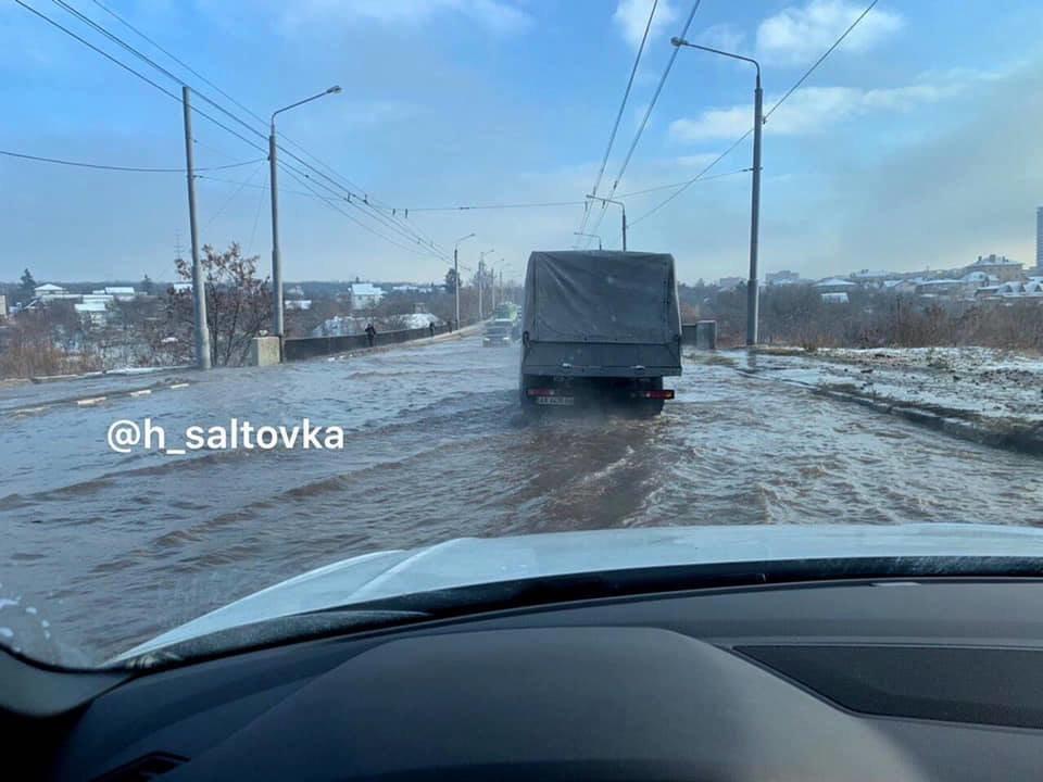 В Харькове устранили крупный прорыв водопровода, - ФОТО, фото-2