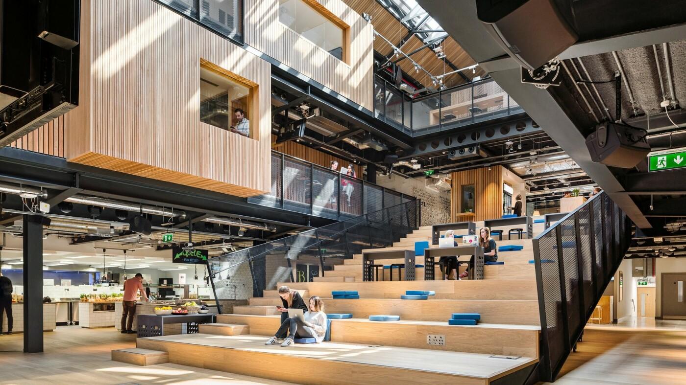 5 самых красивых и интересных офисов мира, фото-3