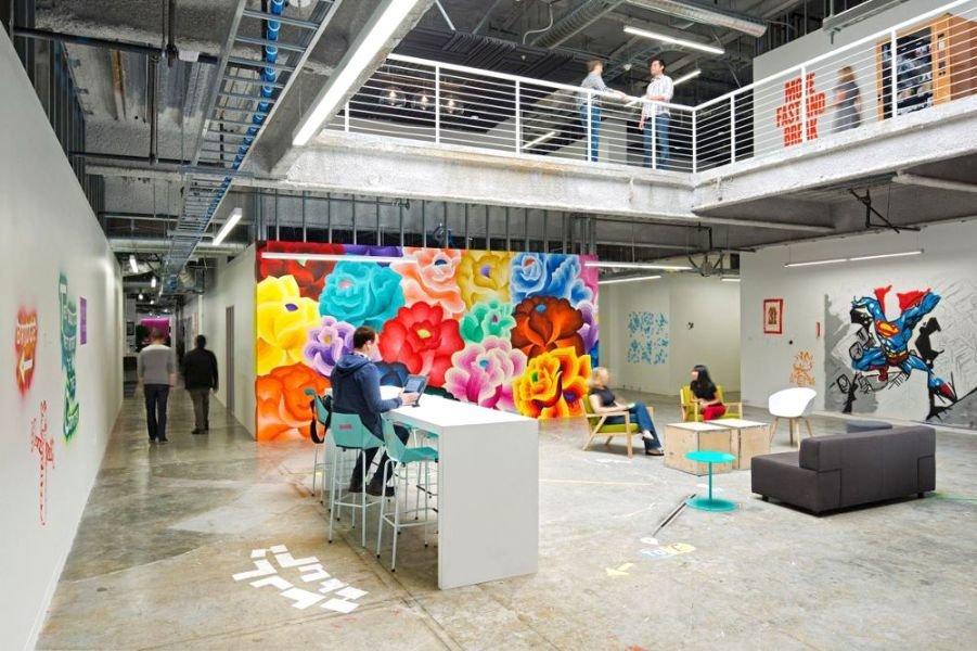 5 самых красивых и интересных офисов мира, фото-2