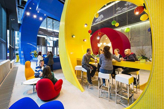 5 самых красивых и интересных офисов мира, фото-1