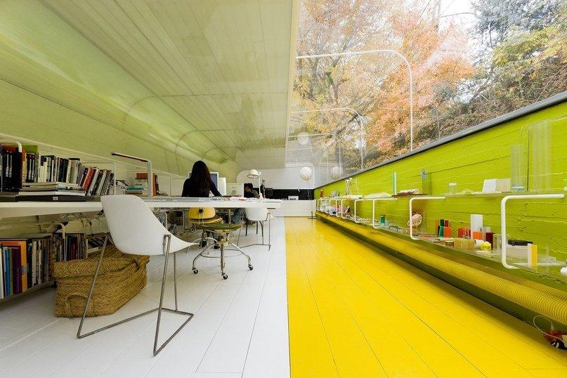 5 самых красивых и интересных офисов мира, фото-4