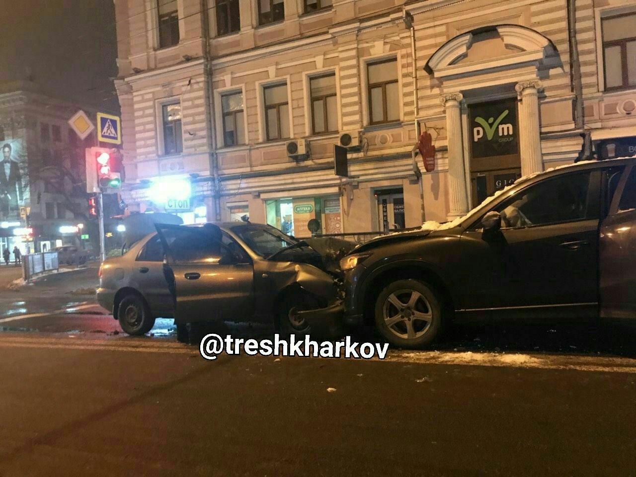 Тройное ДТП на Сумской. В полиции рассказали подробности аварии, - ФОТО, фото-1