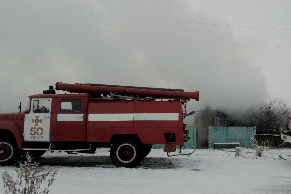 Под Харьковом в частном доме сгорела пенсионерка, - ФОТО , фото-4