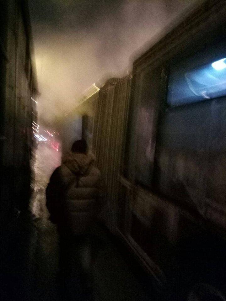 В Харькове на ходу задымился троллейбус с людьми, - ФОТО , фото-2