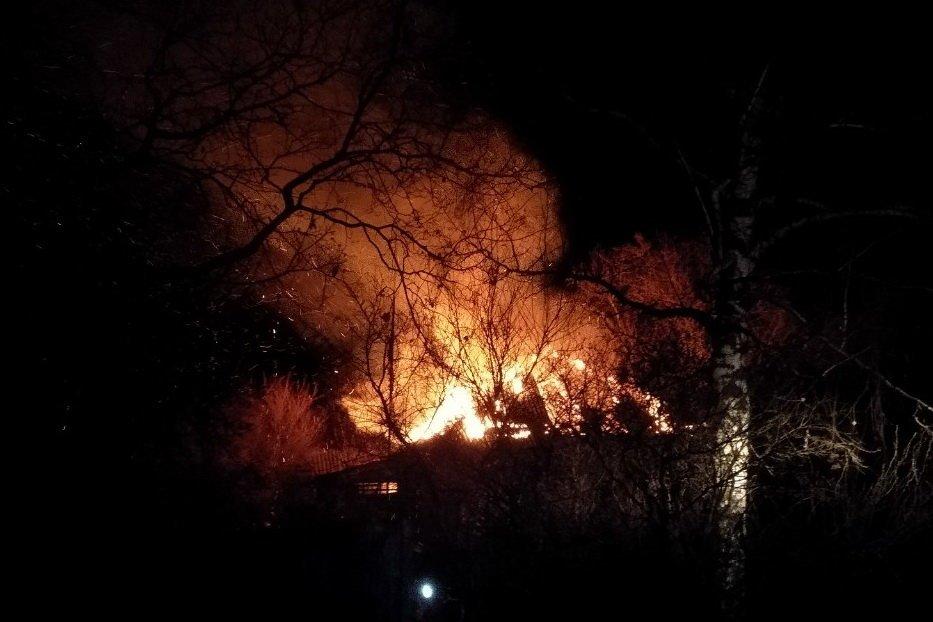 На Харьковщине за сутки в пожарах погибли две пенсионерки из-за печи, - ФОТО, фото-1