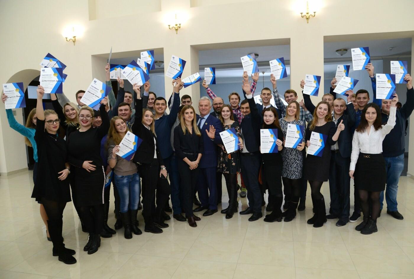 Харьковские студенты стали лучшими в конкурсе «Агро» и едут во Францию, фото-2