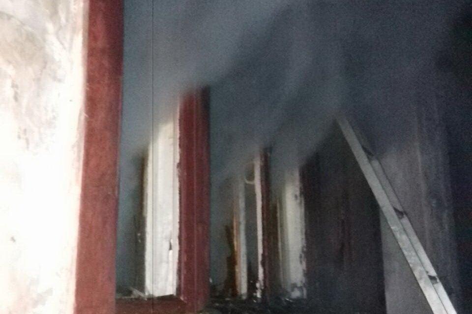На Харьковщине из-за курения в постели загорелся дом. Пострадал мужчина, - ФОТО , фото-1