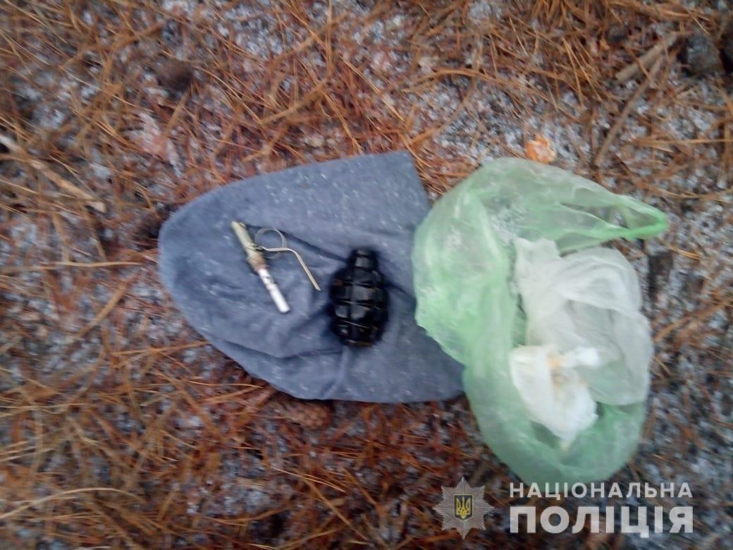 Харьковские «копы» посреди улицы нашли у харьковчанина оружие, - ФОТО, фото-2