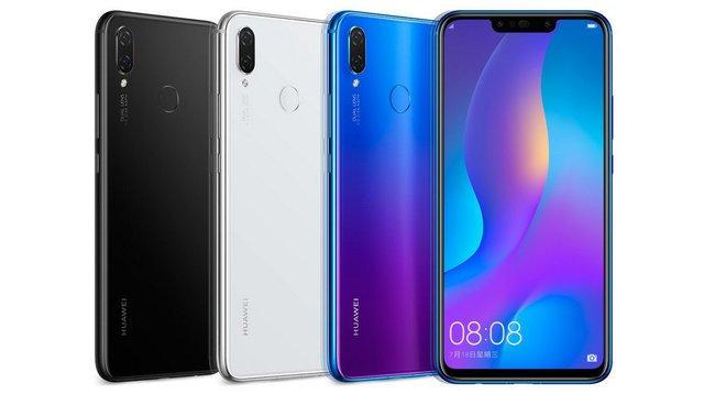 Huawei P smart Plus - лидер по продажам в Украине на декабрь 2018, фото-1