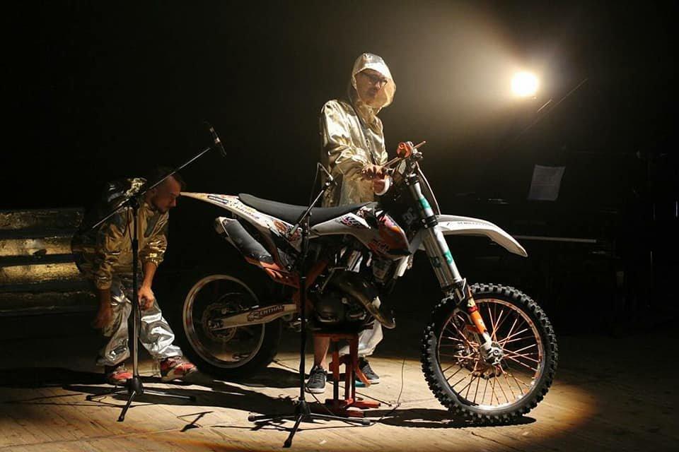 «Мне приснилось удивительное изобретение, которое должен увидеть мир»: как харьковский музыкант создал велосипед , фото-8