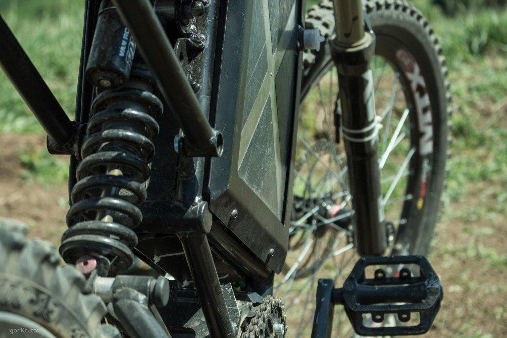 «Мне приснилось удивительное изобретение, которое должен увидеть мир»: как харьковский музыкант создал велосипед , фото-13