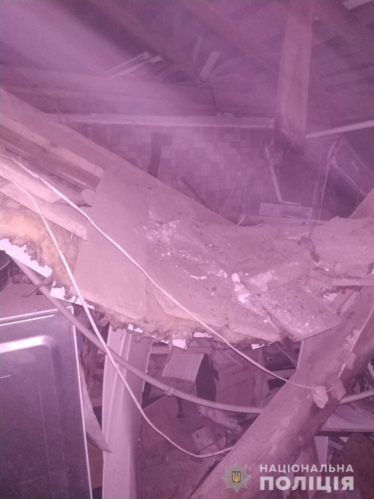 На Харьковщине в частном доме взорвался газ. Пострадали мужчина и женщина, - ФОТО, фото-1
