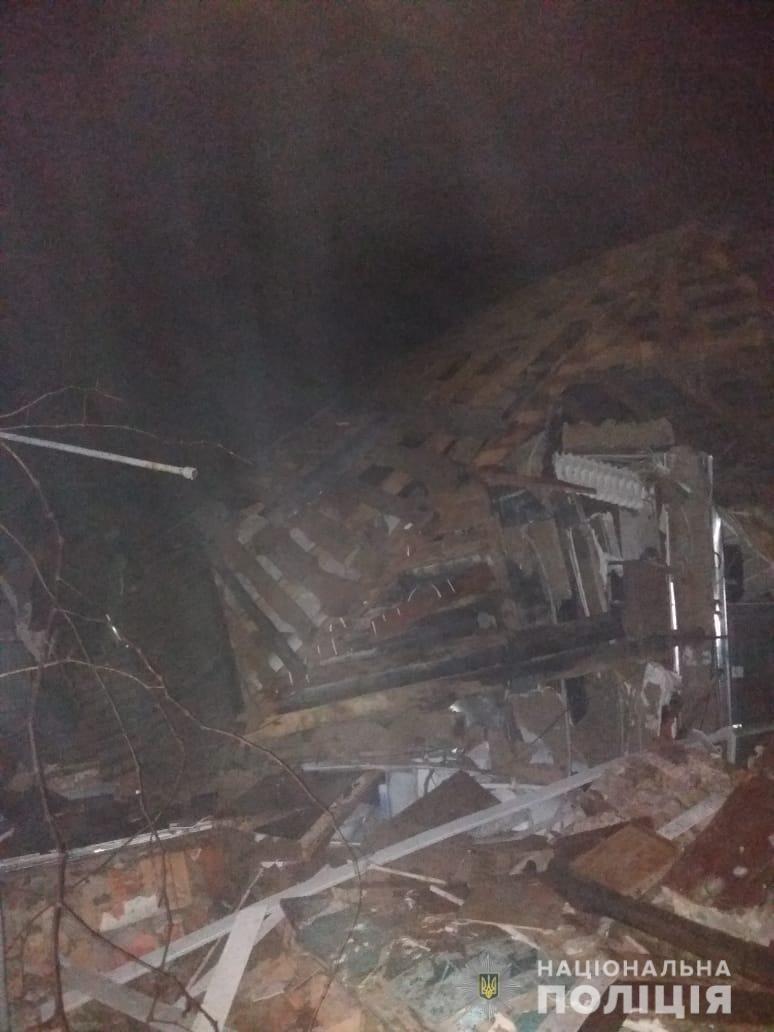 На Харьковщине в частном доме взорвался газ. Пострадали мужчина и женщина, - ФОТО, фото-2