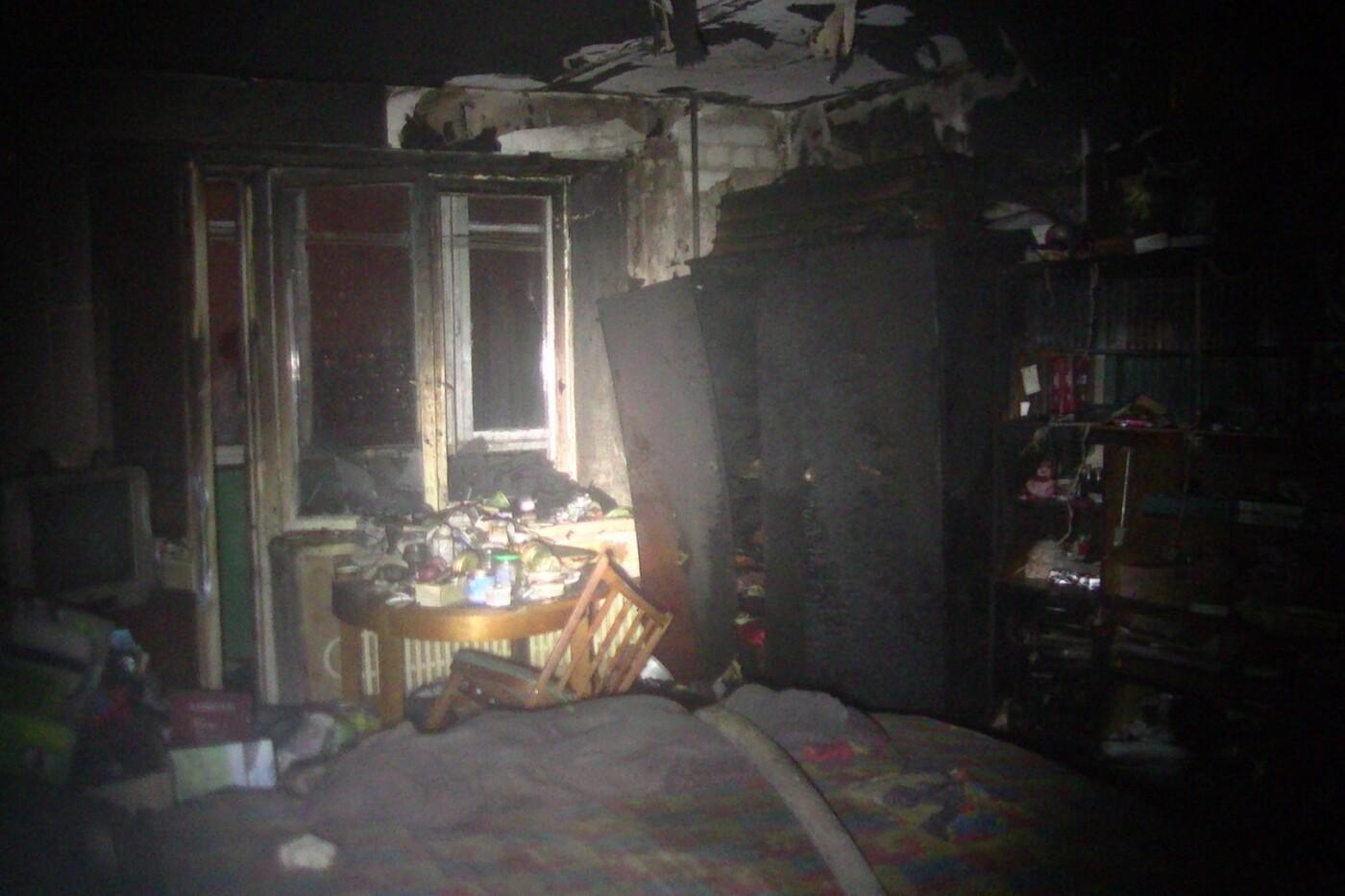 В Харькове загорелась многоэтажка. В пожаре погибла пенсионерка, - ФОТО, фото-2