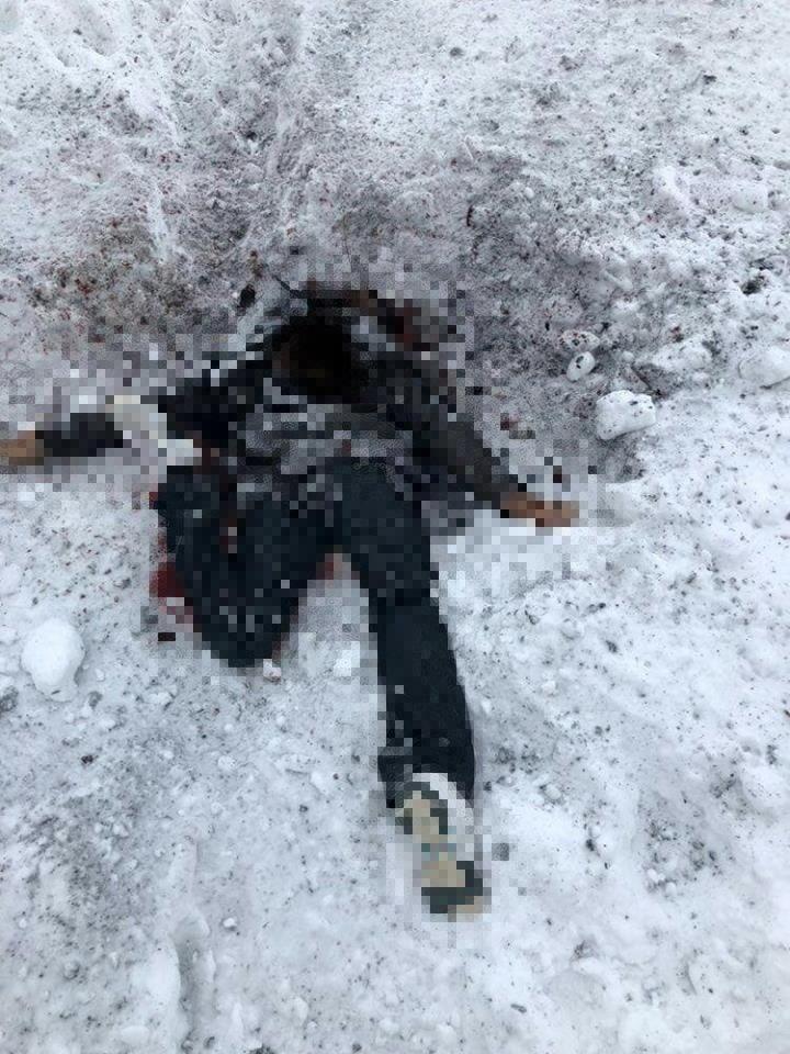 В Харькове неизвестный мужчина умер от взрыва гранаты, - ФОТО, фото-1
