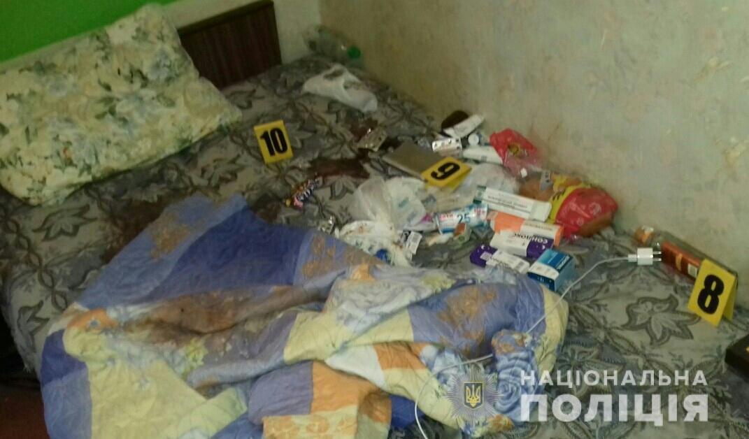 На Харьковщине мужчина покончил с собой, ударив себя ножом, - ФОТО, фото-1
