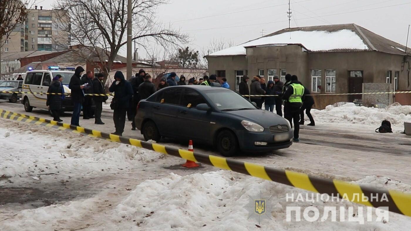 В Харькове возле вокзала неизвестный убил таксиста, - ФОТО, фото-2