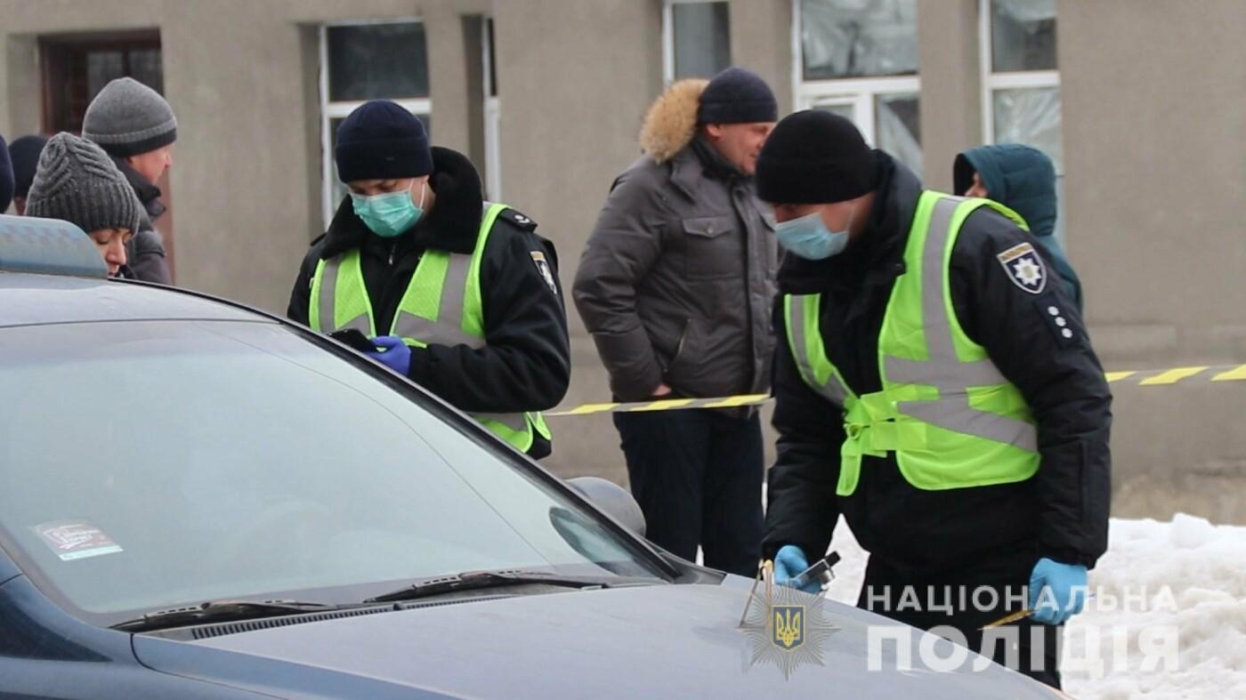 В Харькове возле вокзала неизвестный убил таксиста, - ФОТО, фото-4