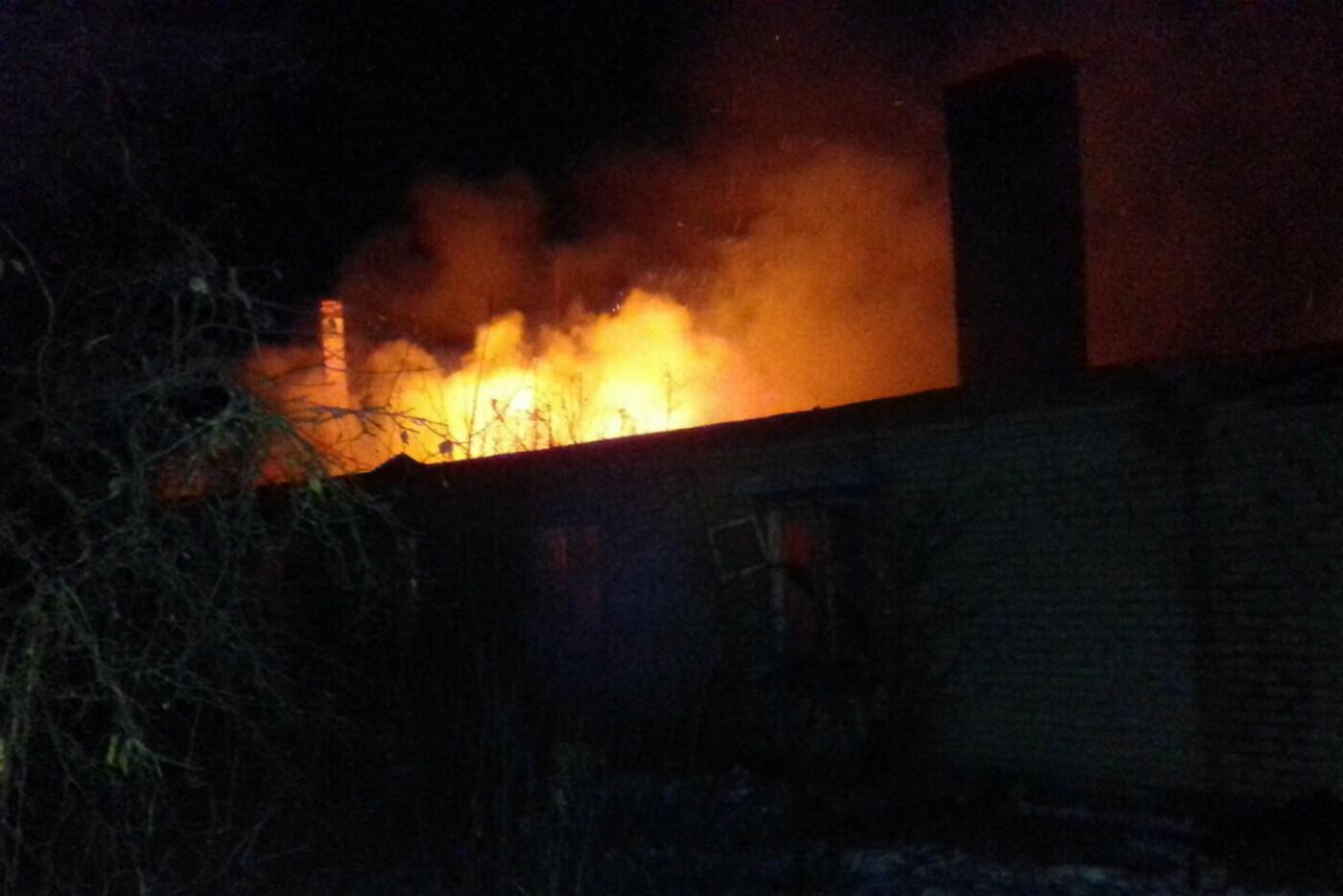 В селе под Харьковом сгорели два местных жителя, - ФОТО, фото-1