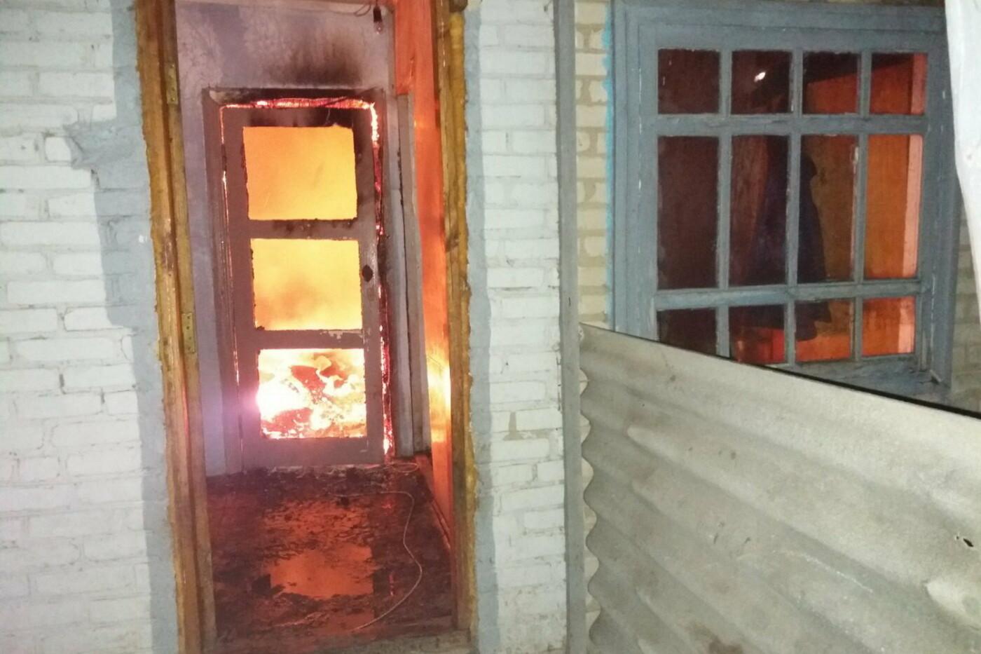 В селе под Харьковом сгорели два местных жителя, - ФОТО, фото-2