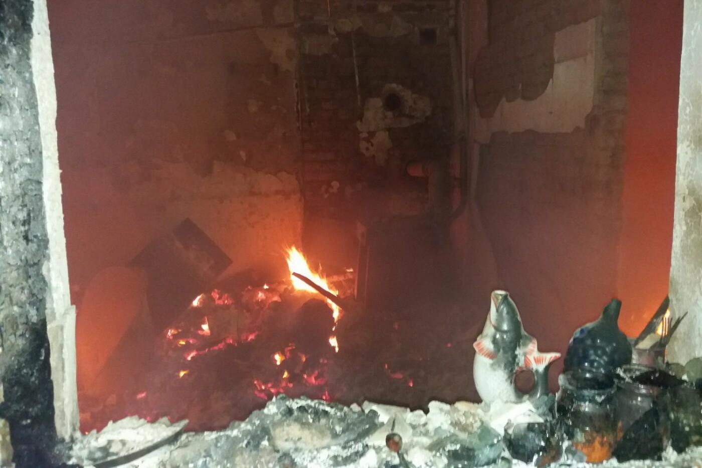 В селе под Харьковом сгорели два местных жителя, - ФОТО, фото-3