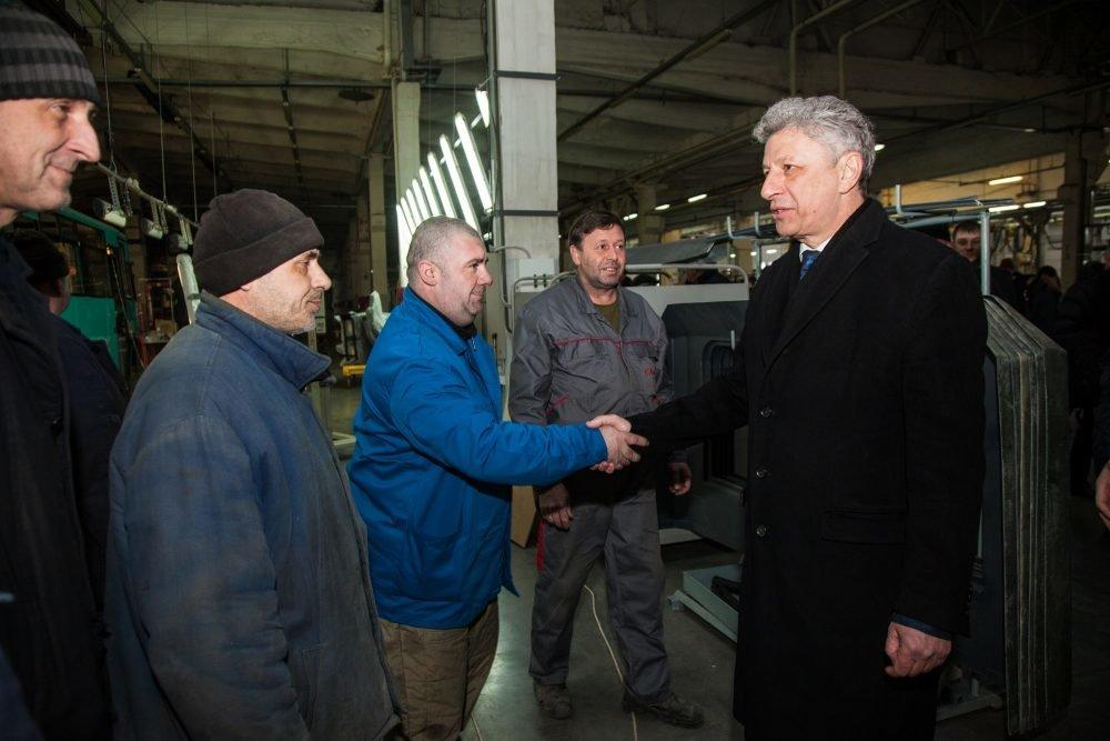 Юрий Бойко: Если не поддерживать отечественного производителя, то о сильной экономике не может быть и речи, фото-2