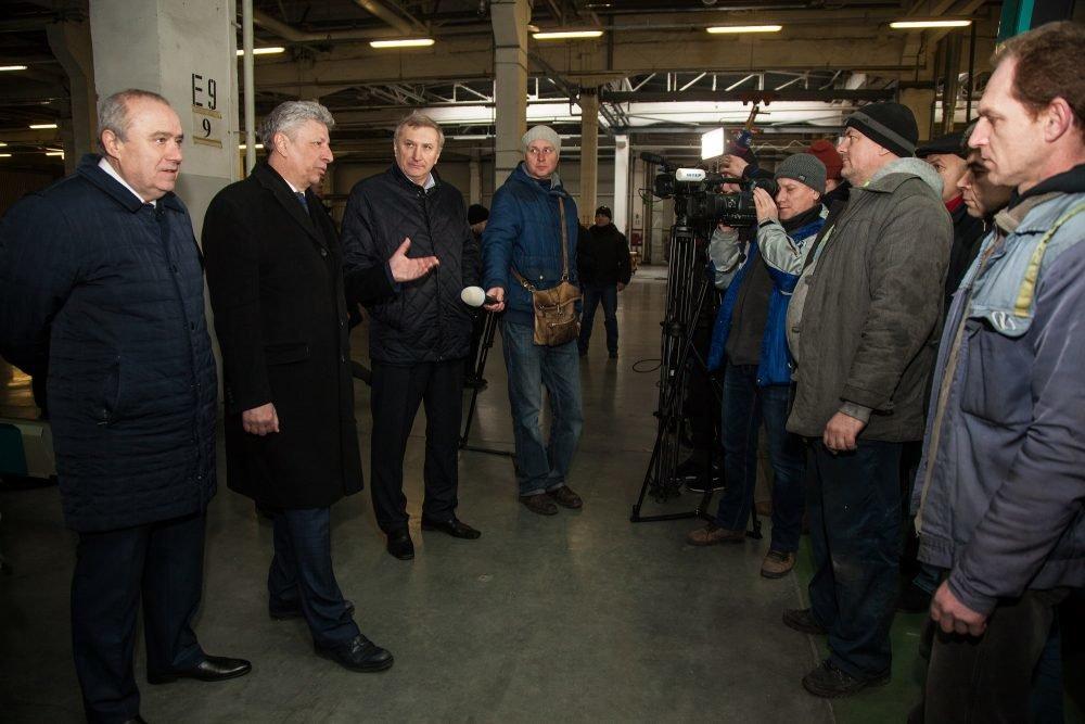 Юрий Бойко: Если не поддерживать отечественного производителя, то о сильной экономике не может быть и речи, фото-3